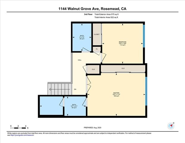Closed | 1144 Walnut Grove #D  Avenue #D Rosemead, CA 91770 27