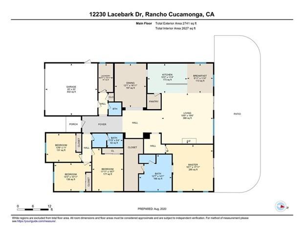 Closed | 12230 Lacebark  Drive Rancho Cucamonga, CA 91739 22