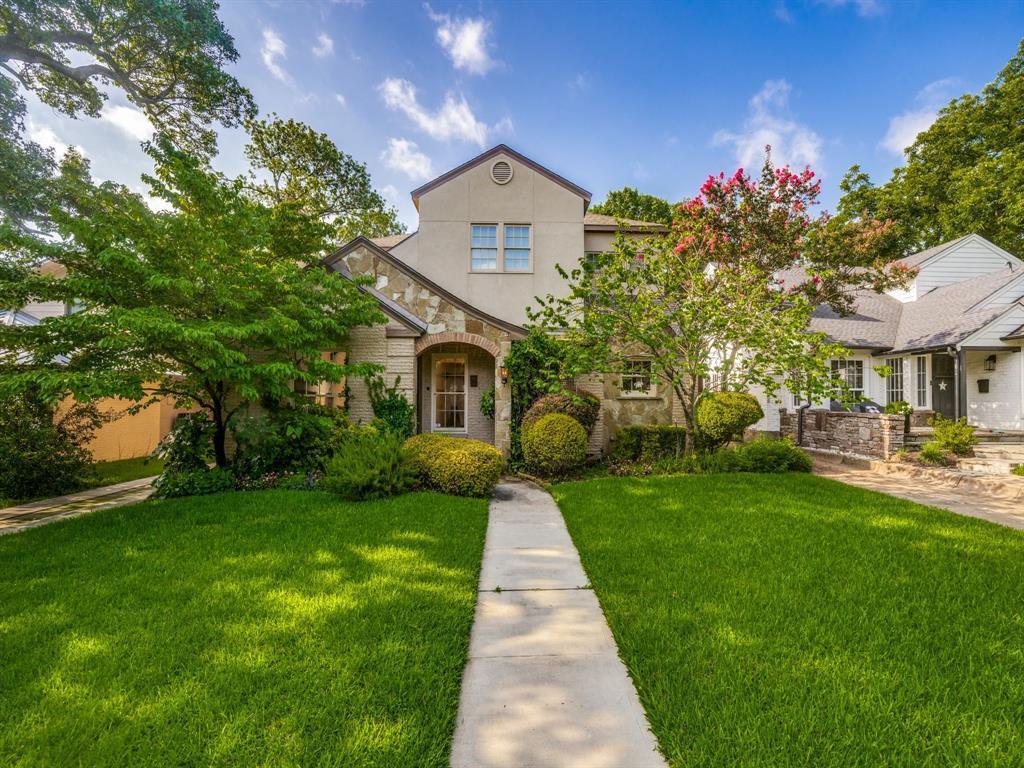 Sold Property | 7032 Westlake  Avenue Dallas, TX 75214 1