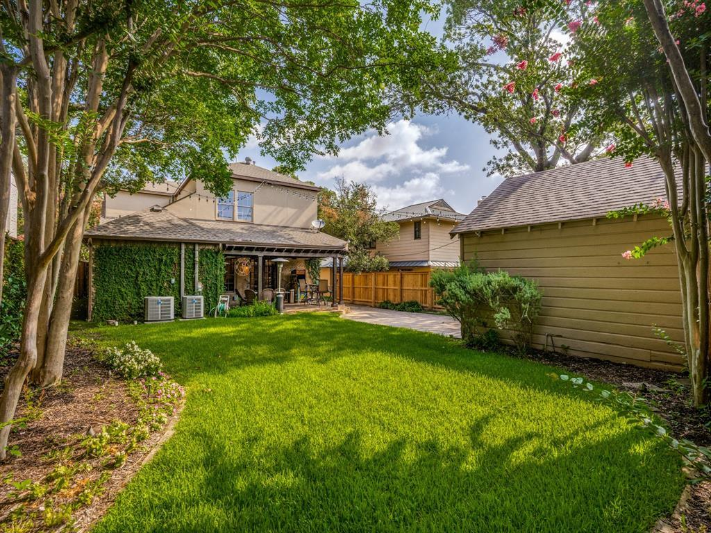 Sold Property | 7032 Westlake  Avenue Dallas, TX 75214 34