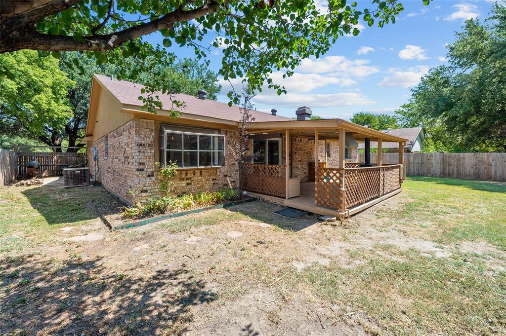 Sold Property | 3916 Longstraw Drive Fort Worth, Texas 76137 23