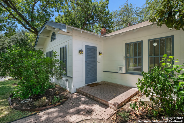 Price Change | 137 Alta Ave Alamo Heights, TX 78209 1
