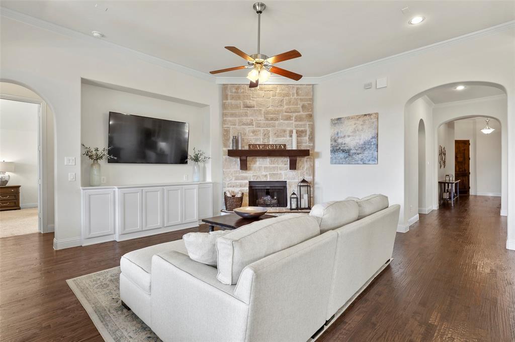 Sold Property | 8394 Sylvan Dale  Road Frisco, TX 75036 7