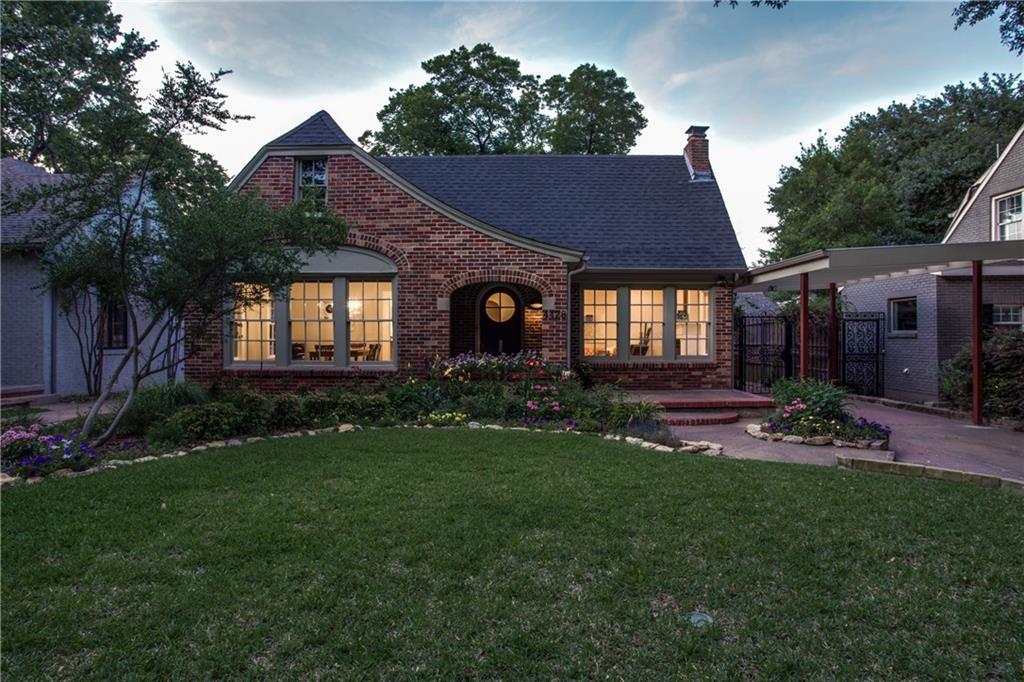 Sold Property   4428 N Hall Street Dallas, Texas 75219 2
