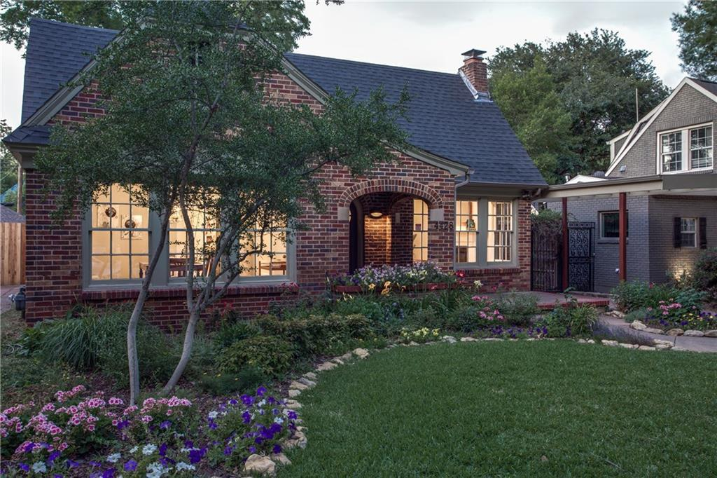 Sold Property   4428 N Hall Street Dallas, Texas 75219 3