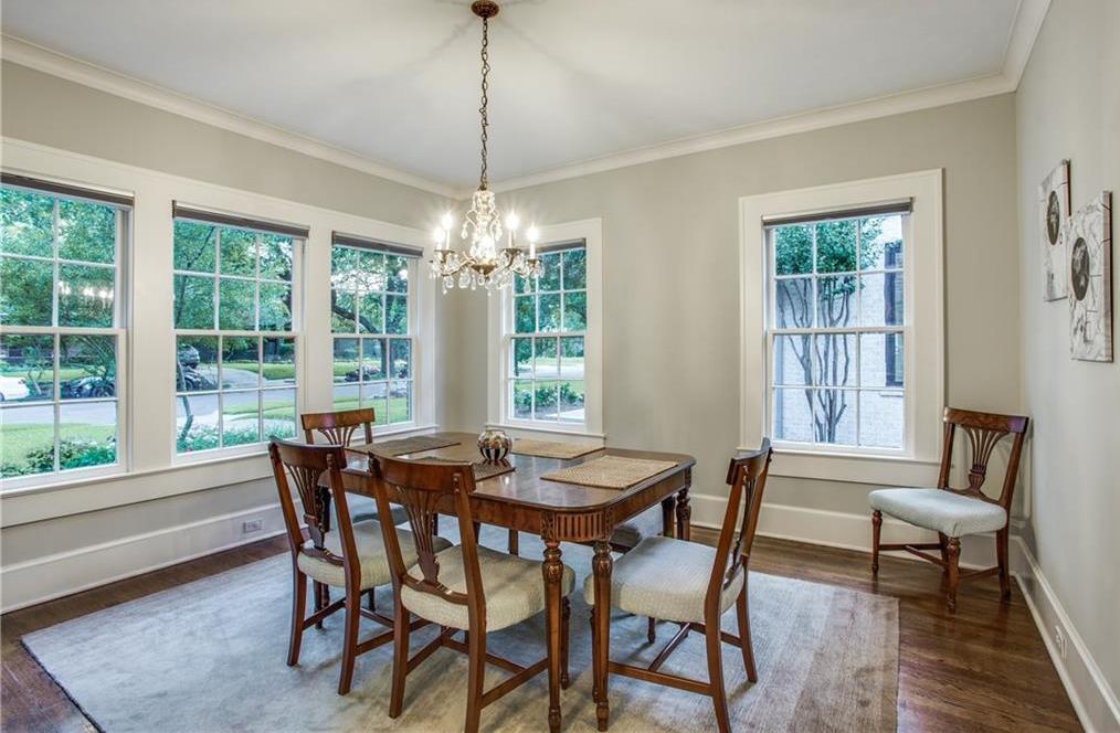 Sold Property   4428 N Hall Street Dallas, Texas 75219 13
