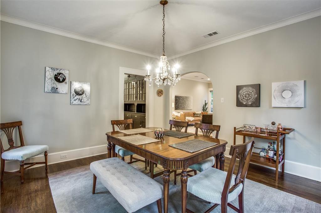 Sold Property   4428 N Hall Street Dallas, Texas 75219 14