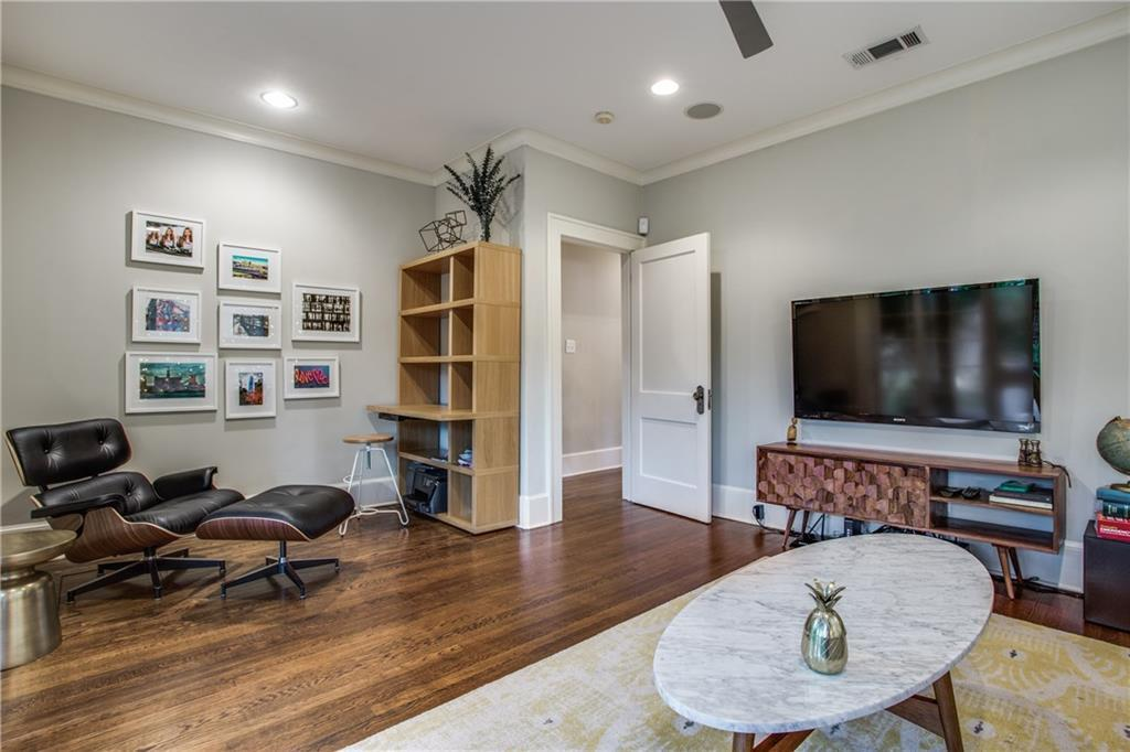 Sold Property   4428 N Hall Street Dallas, Texas 75219 15