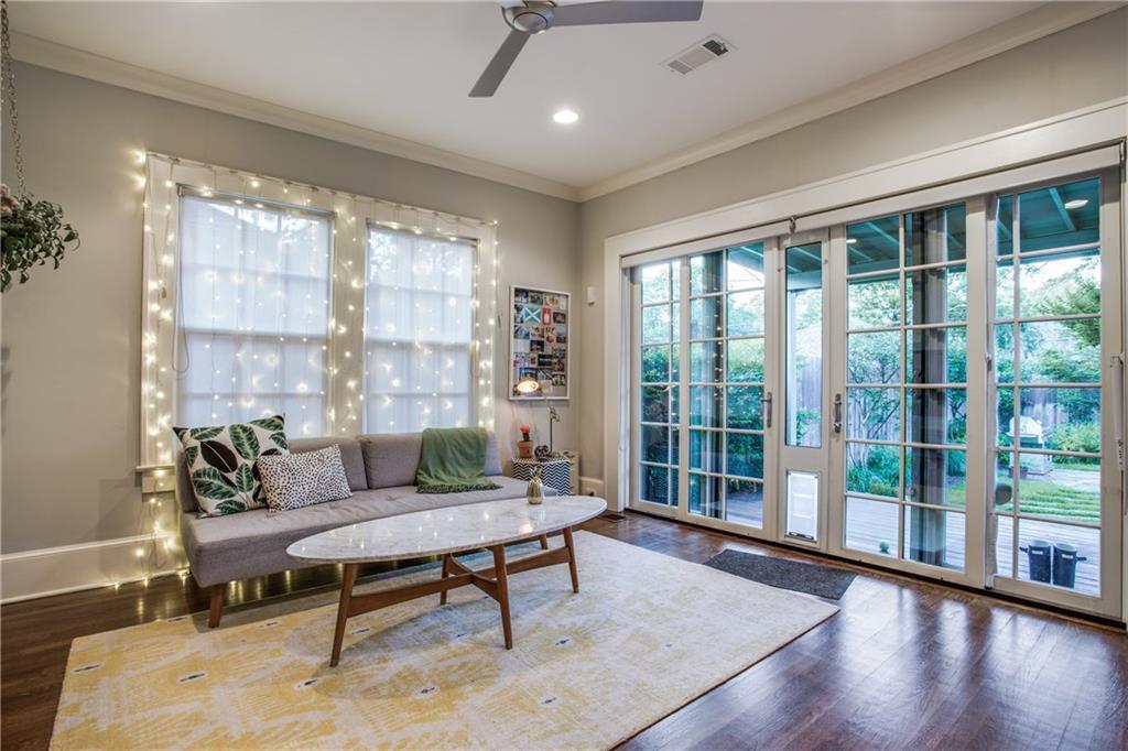Sold Property   4428 N Hall Street Dallas, Texas 75219 16