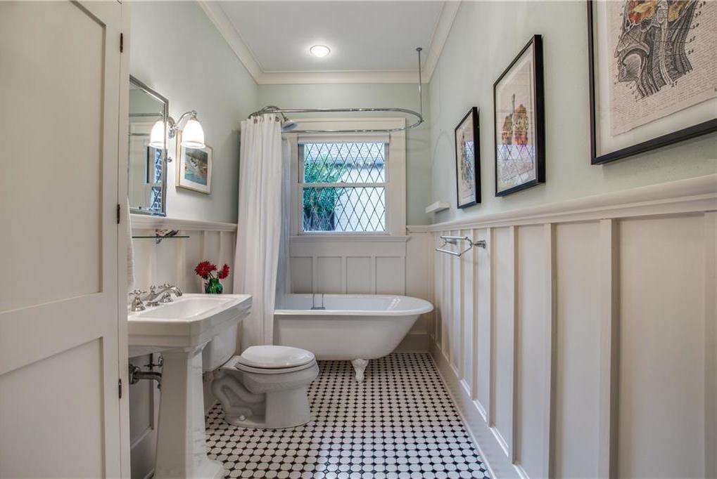Sold Property   4428 N Hall Street Dallas, Texas 75219 21
