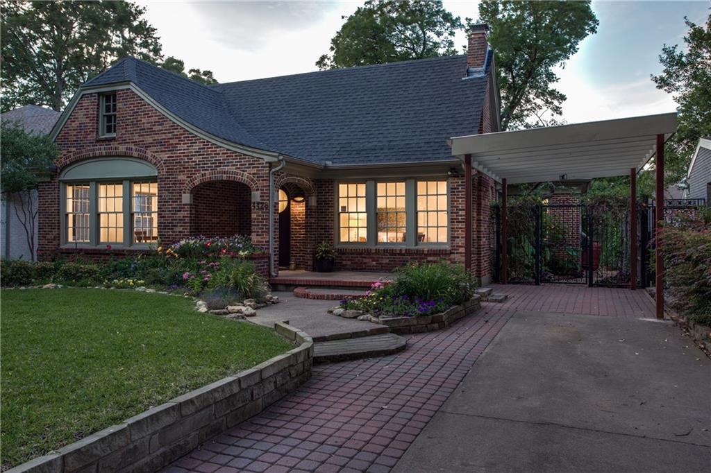 Sold Property   4428 N Hall Street Dallas, Texas 75219 4
