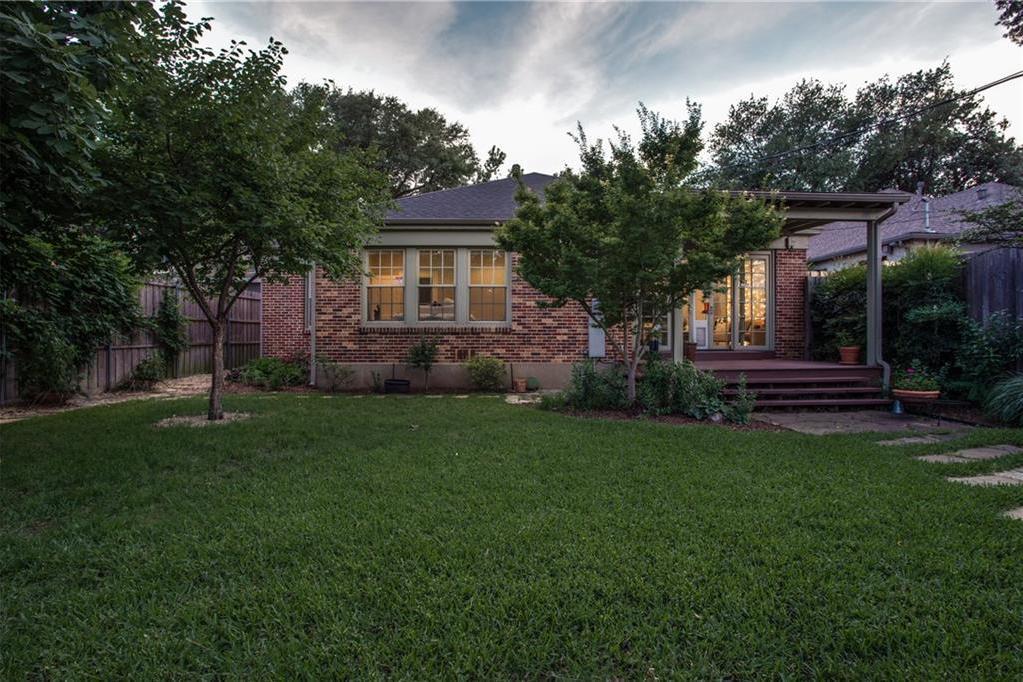 Sold Property   4428 N Hall Street Dallas, Texas 75219 23
