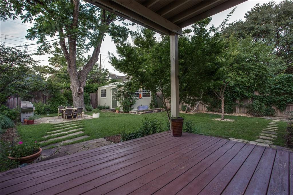 Sold Property   4428 N Hall Street Dallas, Texas 75219 24