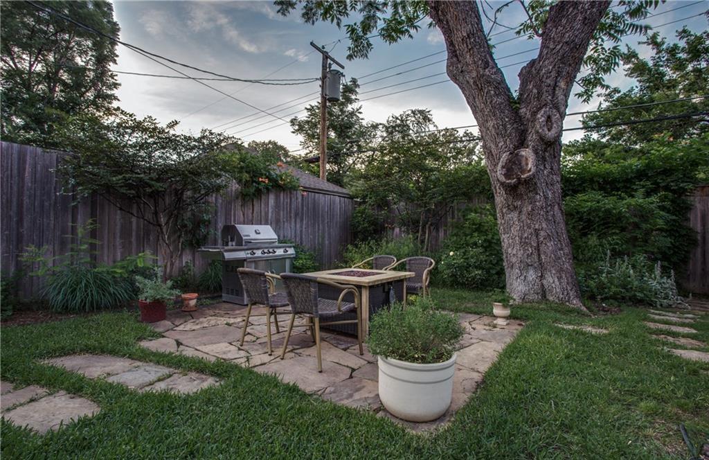 Sold Property   4428 N Hall Street Dallas, Texas 75219 25