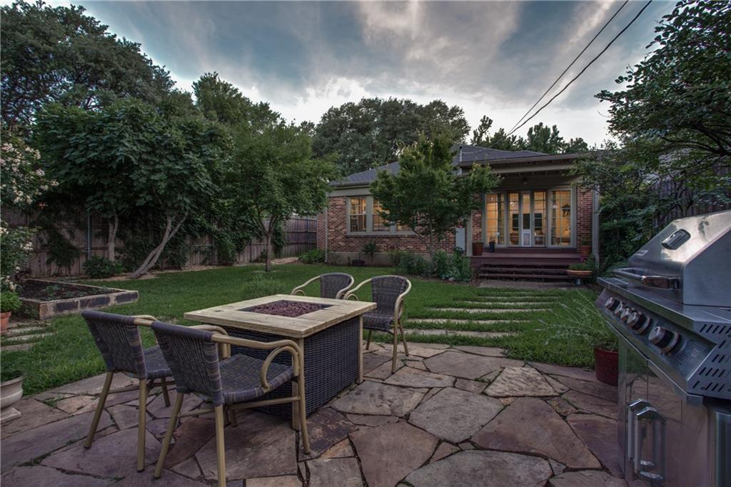 Sold Property   4428 N Hall Street Dallas, Texas 75219 26