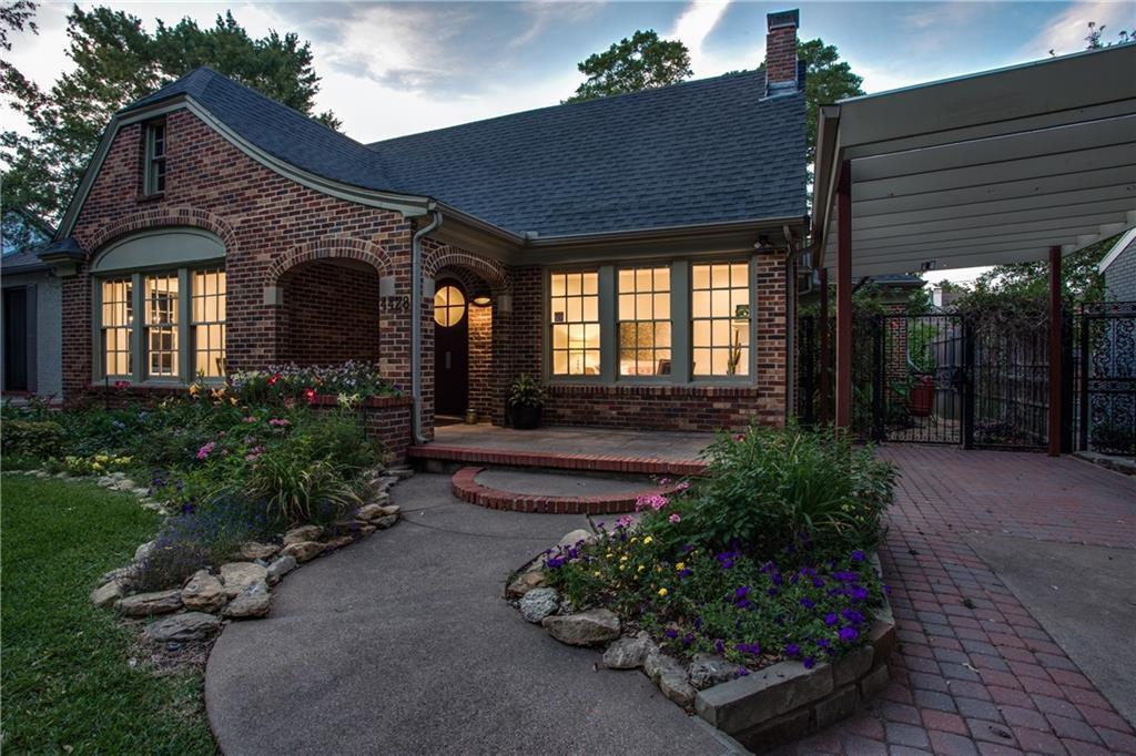 Sold Property   4428 N Hall Street Dallas, Texas 75219 5