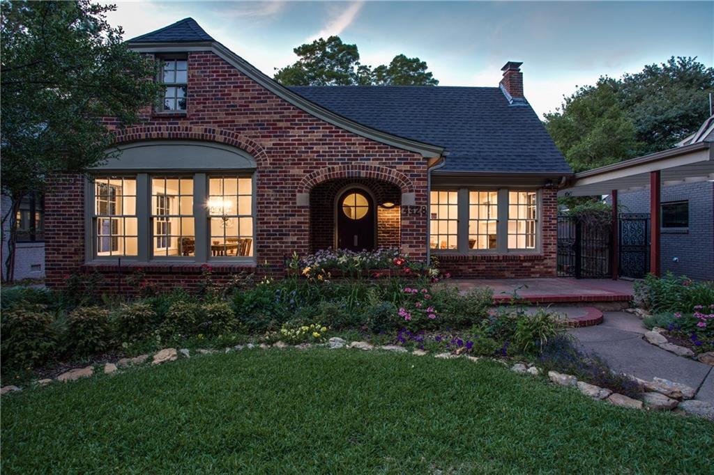 Sold Property   4428 N Hall Street Dallas, Texas 75219 6