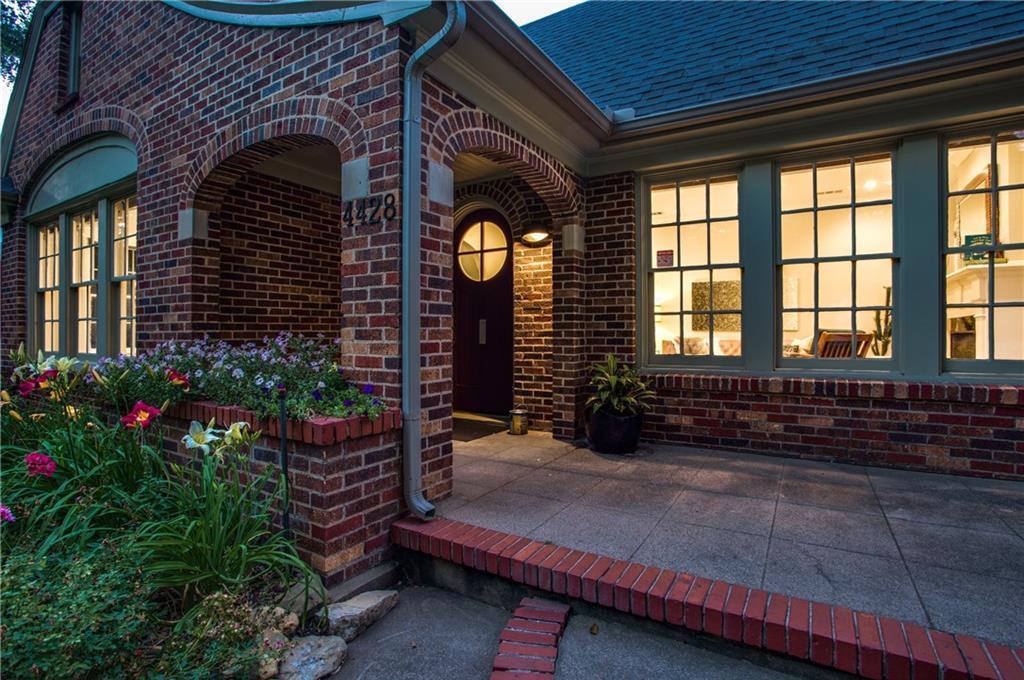 Sold Property   4428 N Hall Street Dallas, Texas 75219 7
