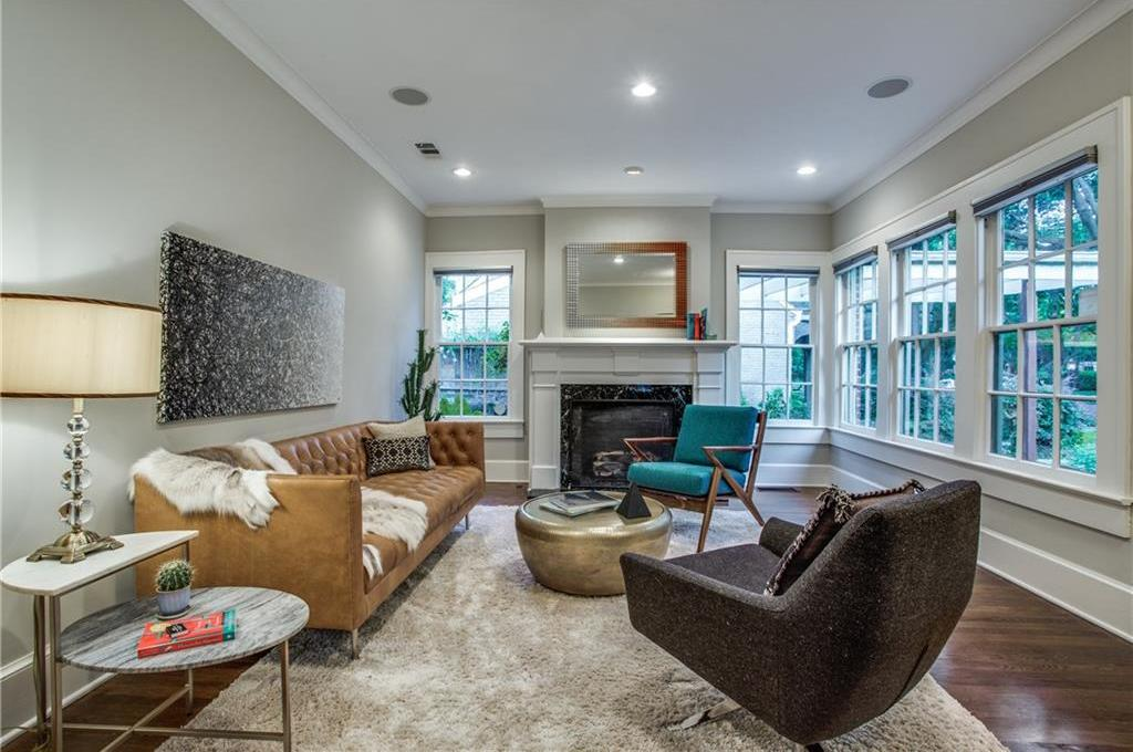 Sold Property   4428 N Hall Street Dallas, Texas 75219 8