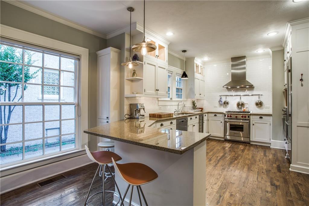 Sold Property   4428 N Hall Street Dallas, Texas 75219 10