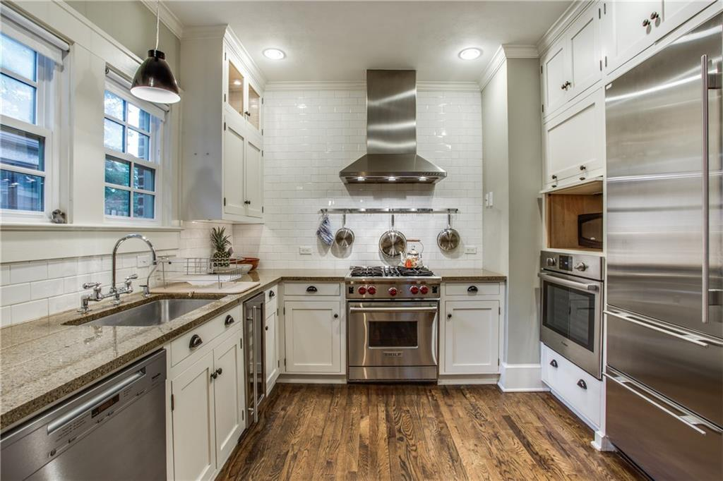 Sold Property   4428 N Hall Street Dallas, Texas 75219 11