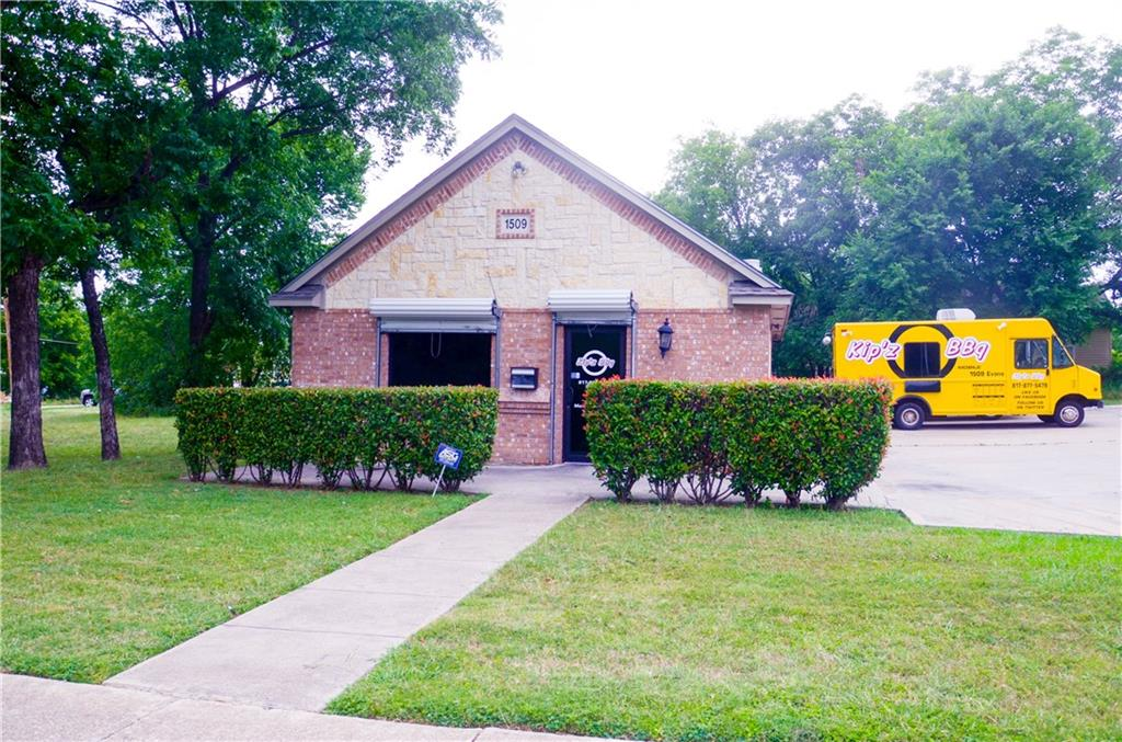 Sold Property | 1509 Evans Avenue Fort Worth, Texas 76104 0