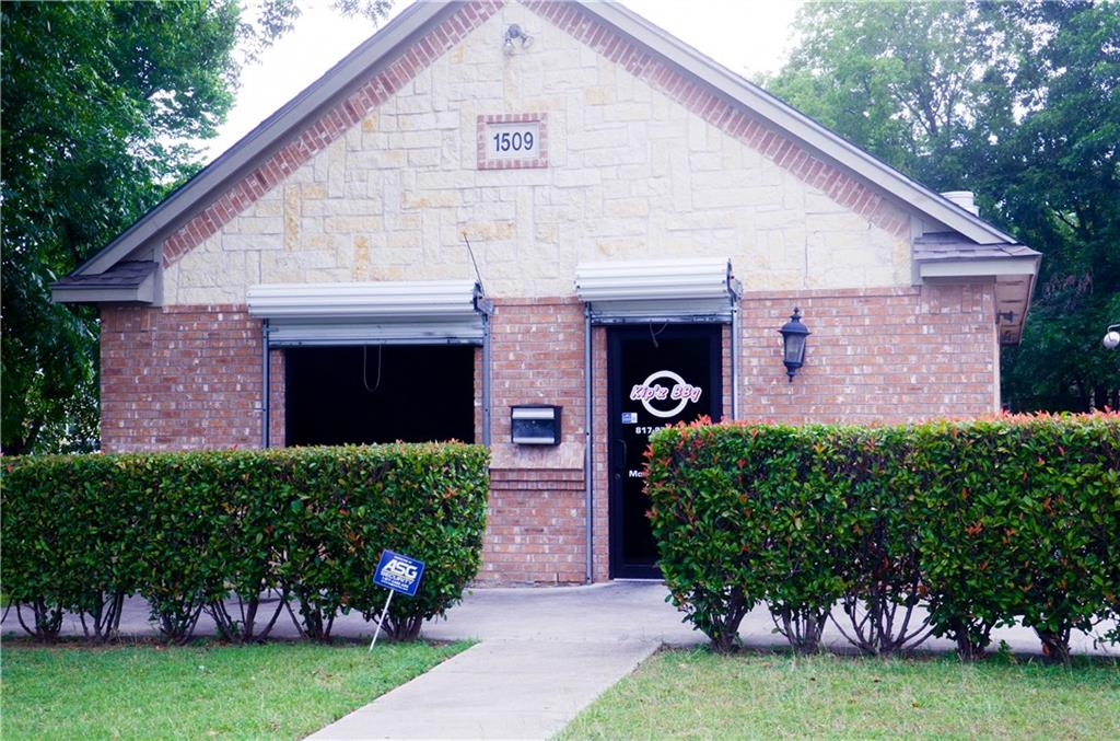 Sold Property | 1509 Evans Avenue Fort Worth, Texas 76104 1