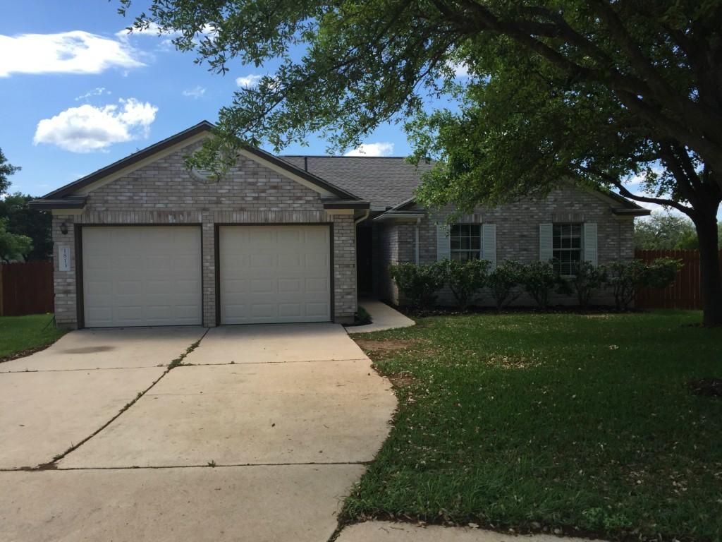 Leased | 1813 Woodstone CT Cedar Park, TX 78613 0