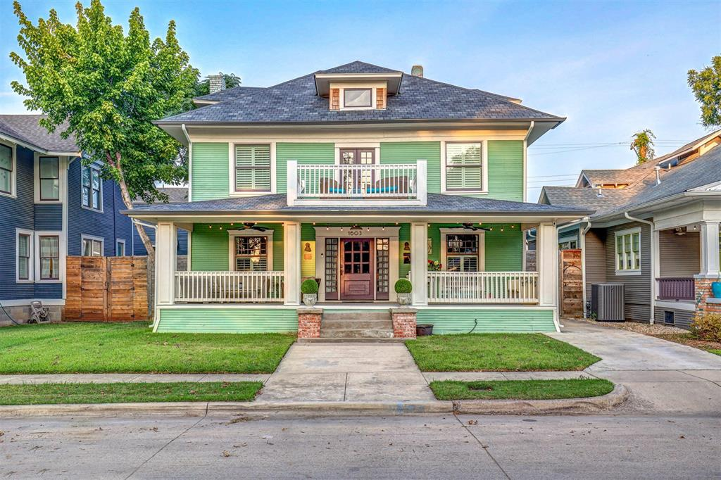 Sold Property   1603 S Adams  Street Fort Worth, TX 76104 0