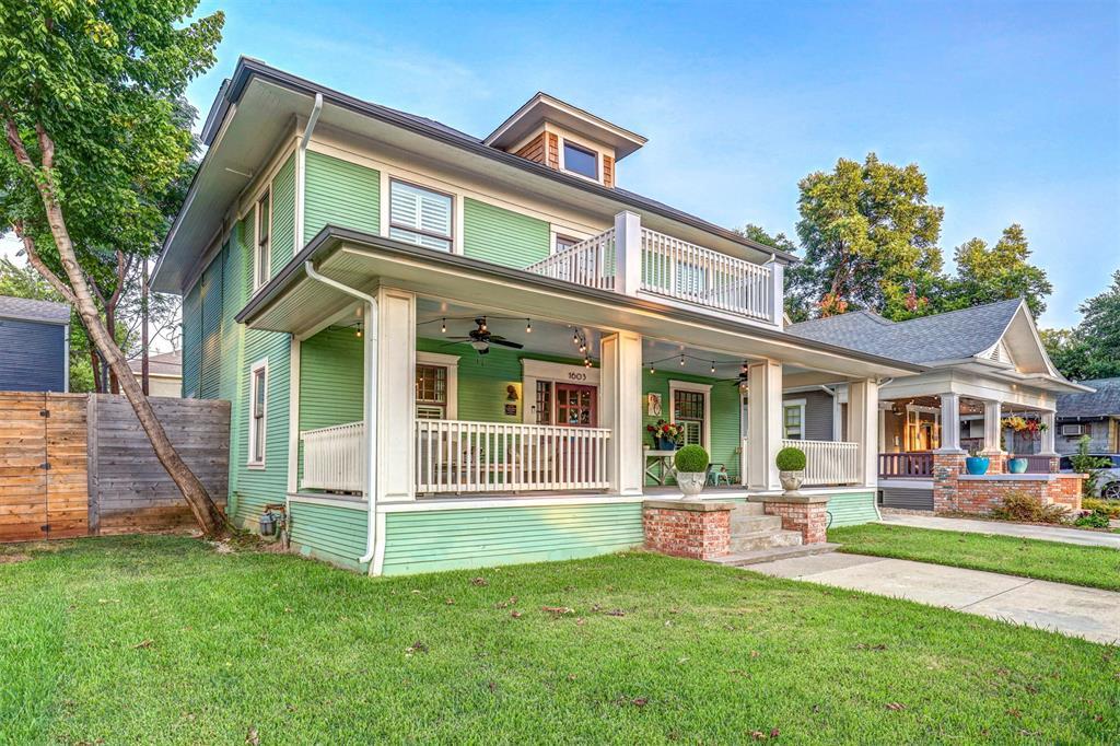 Sold Property   1603 S Adams  Street Fort Worth, TX 76104 1