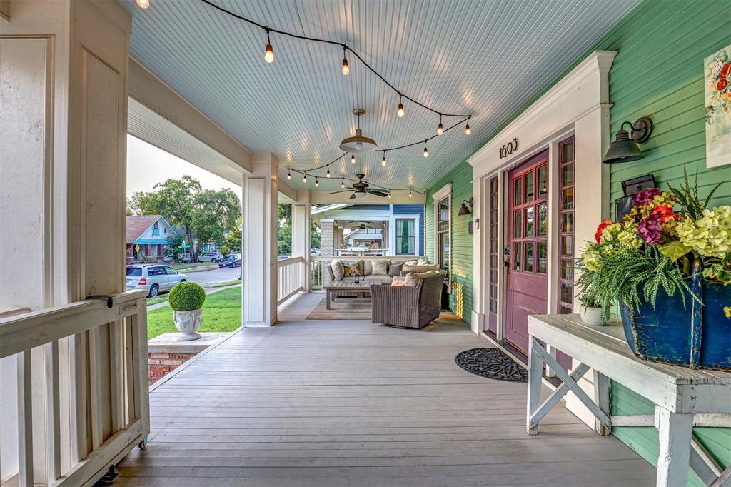 Sold Property   1603 S Adams  Street Fort Worth, TX 76104 2
