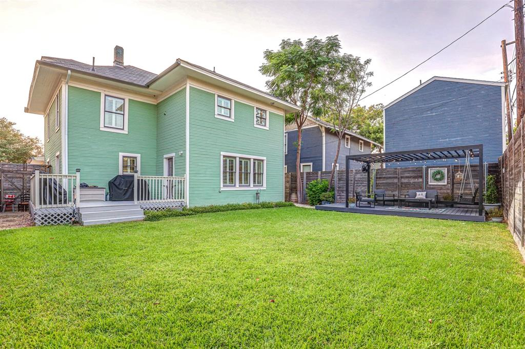 Sold Property   1603 S Adams  Street Fort Worth, TX 76104 25