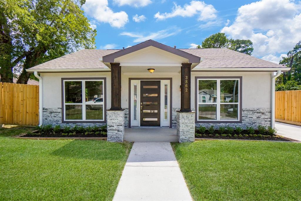 Pending | 3862 Arbor  Street Houston, TX 77004 1