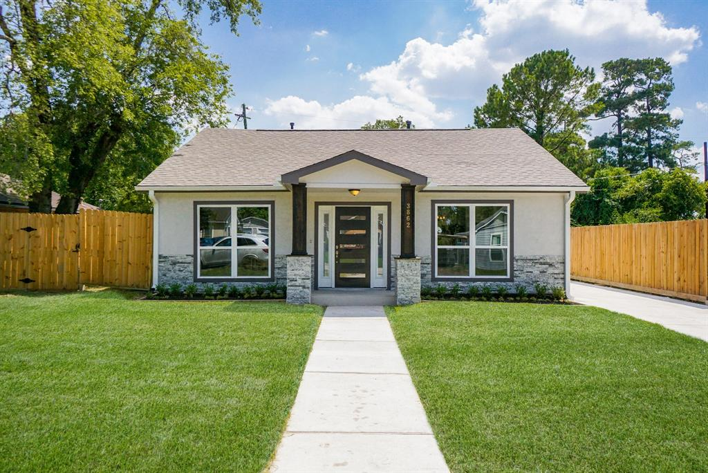 Pending | 3862 Arbor  Street Houston, TX 77004 2