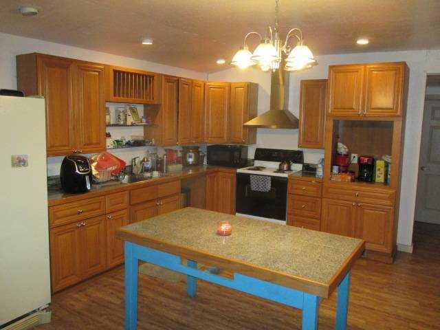land, ranch, recreational, hunting, oklahoma, cabin | 1095 N 4293 Rd Sawyer, OK 74743 10