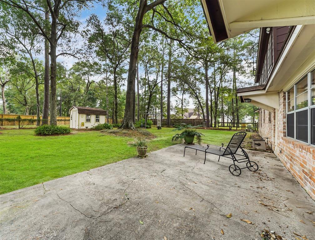 Option Pending | 11206 Rusty Pine  Lane Tomball, TX 77375 35