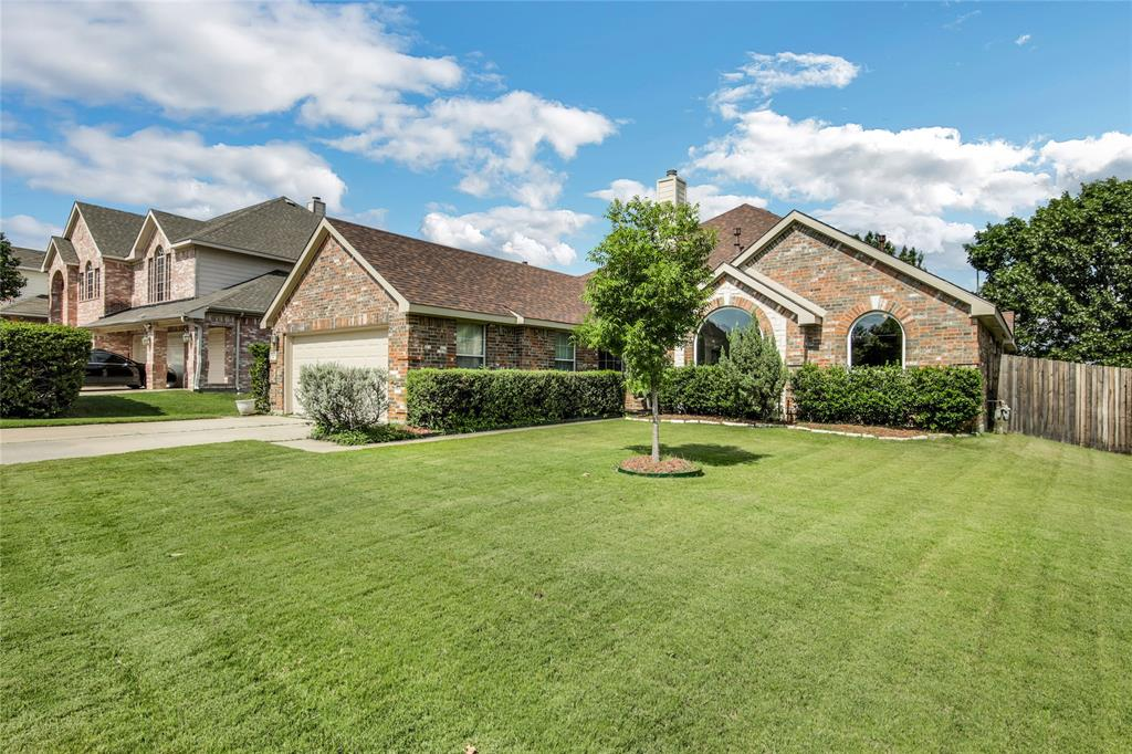 Sold Property | 7808 Rampston  Place Fort Worth, TX 76137 1