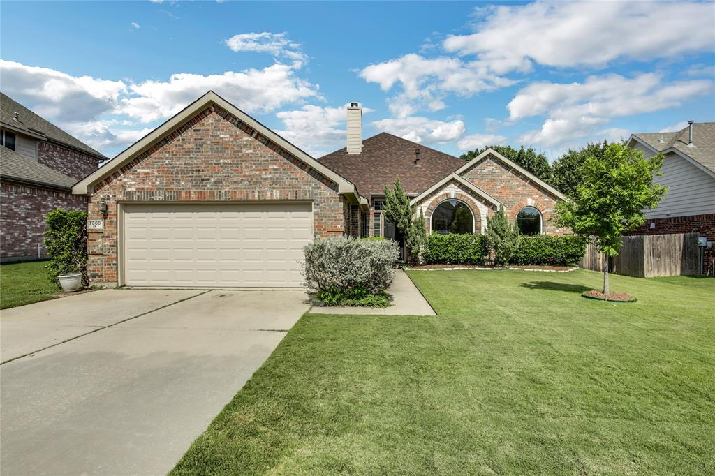 Sold Property | 7808 Rampston  Place Fort Worth, TX 76137 2