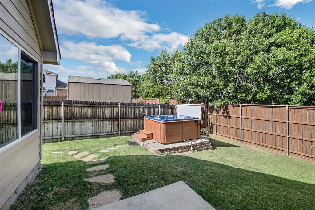 Sold Property | 7808 Rampston  Place Fort Worth, TX 76137 32