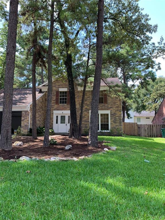 Active | 6 Rockridge  Drive The Woodlands, TX 77381 1
