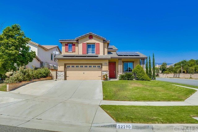 Closed | 12190 Avon  Court Rancho Cucamonga, CA 91739 1