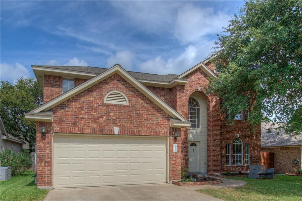 Sold Property   907 Hunters Creek Drive Cedar Park, TX 78613 0