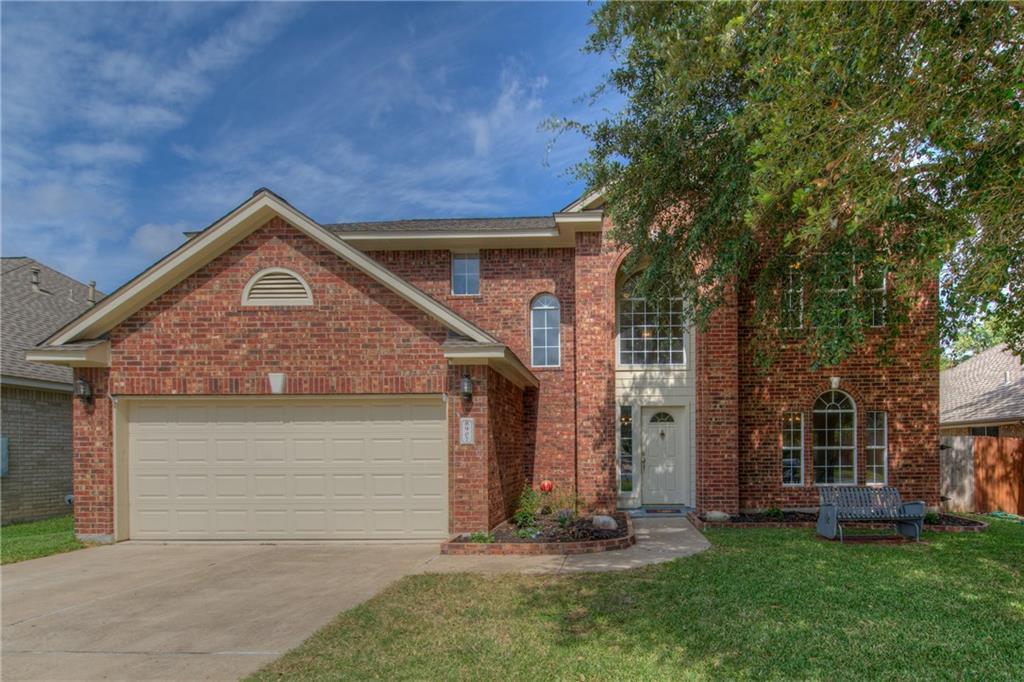 Sold Property   907 Hunters Creek Drive Cedar Park, TX 78613 1