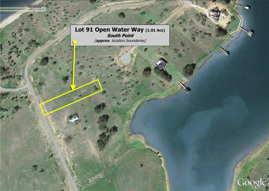 Active | L 91 Open Water Way  Streetman, TX 75859 3