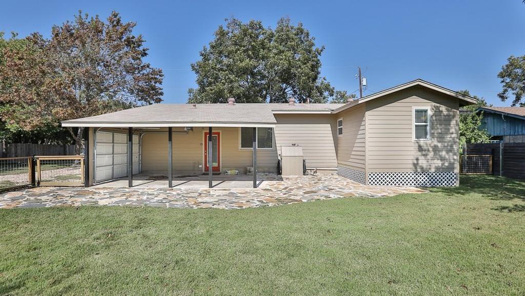 Closed | 202 E 18th Street Georgetown, TX 78626 37