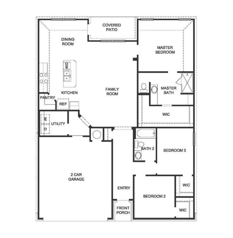 Sold Property | 6504 Ranchito Drive Austin, TX 78744 1