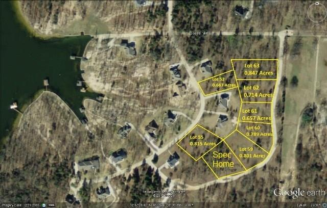 Sold Property | Lot 63 PR 5943  Yantis, Texas 75497 0