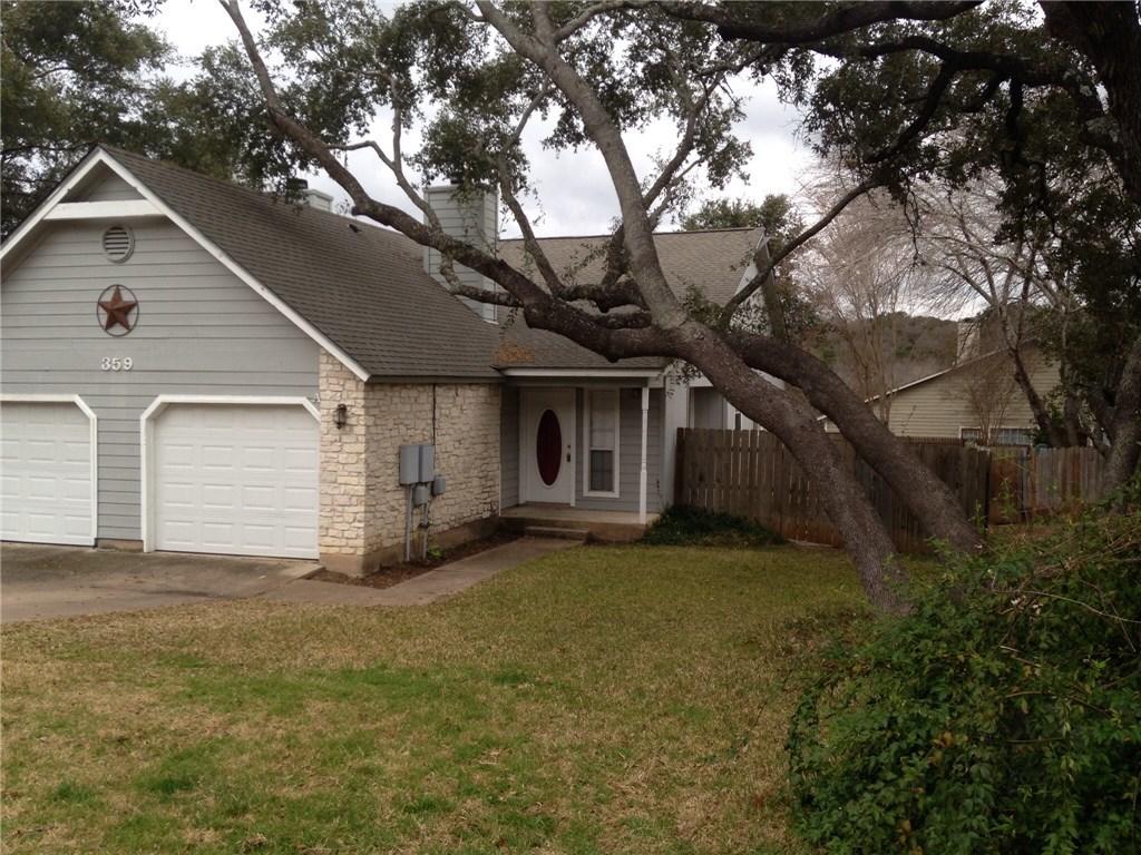 Leased | 359 Fantail LOOP #A Austin, TX 78734 0