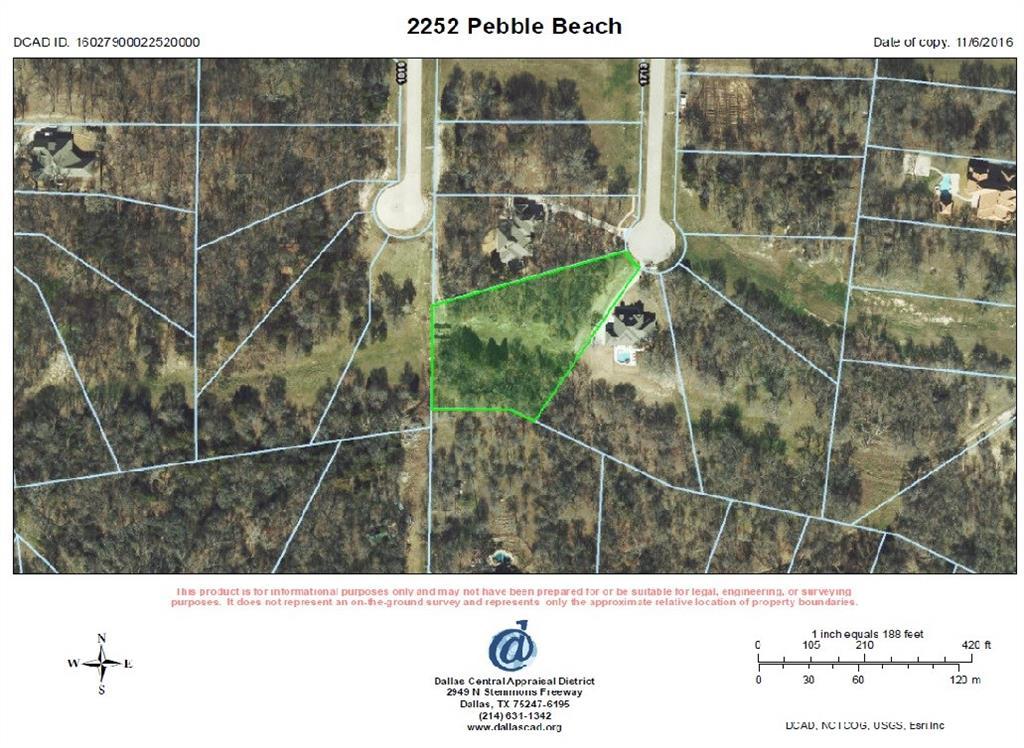 Sold Property | 1727 Pebble Beach Lane Cedar Hill, Texas 75104 12