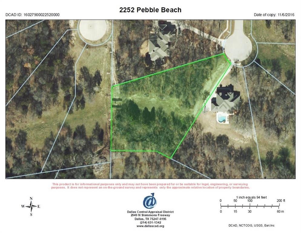 Sold Property | 1727 Pebble Beach Lane Cedar Hill, Texas 75104 13